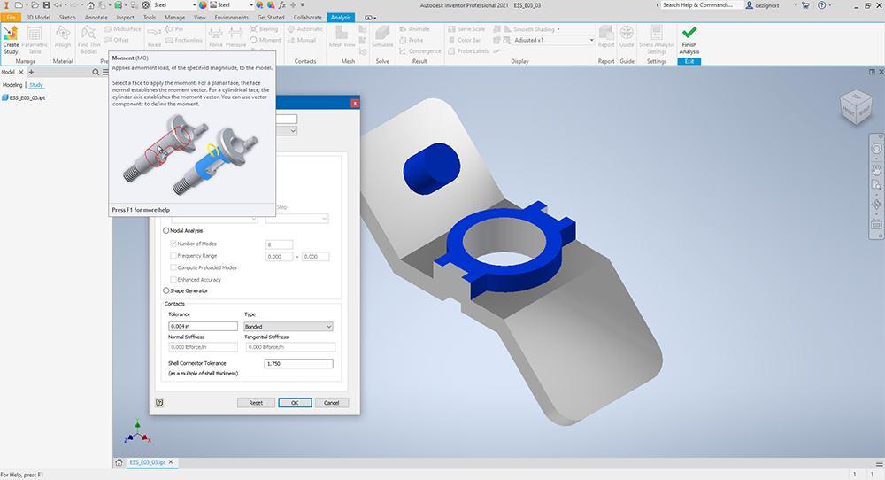 Learn Autodesk Inventor Tutorial