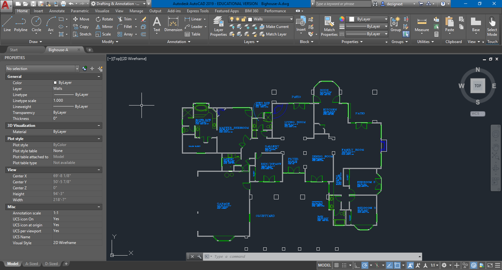 AutoCAD Training Classes for Intermediate users