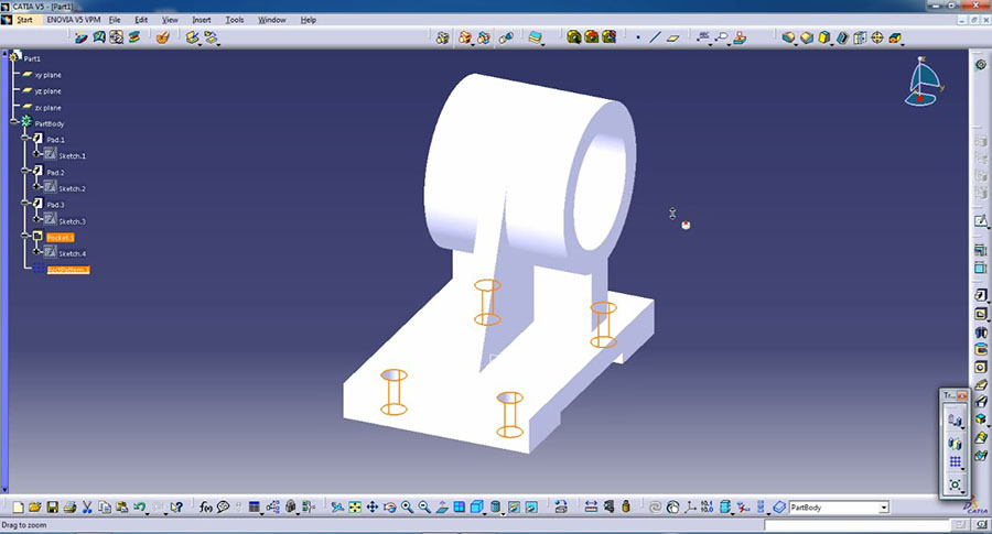 CATIA Training Classes
