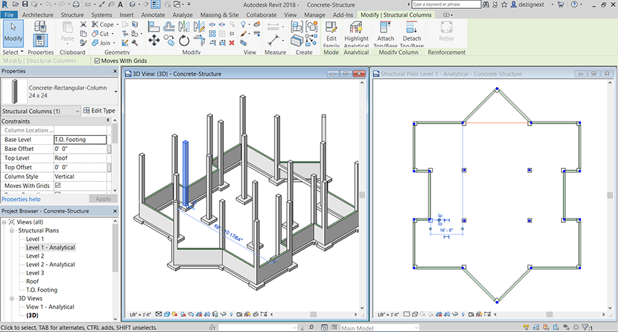 Revit Structure Training Classes