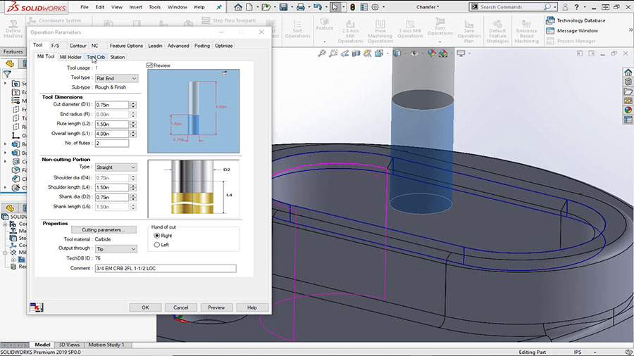 SolidWorks CAMWorks Training Classes | Dezignext Technologies